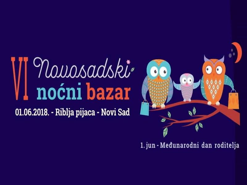 Šesti novosadski noćni bazar