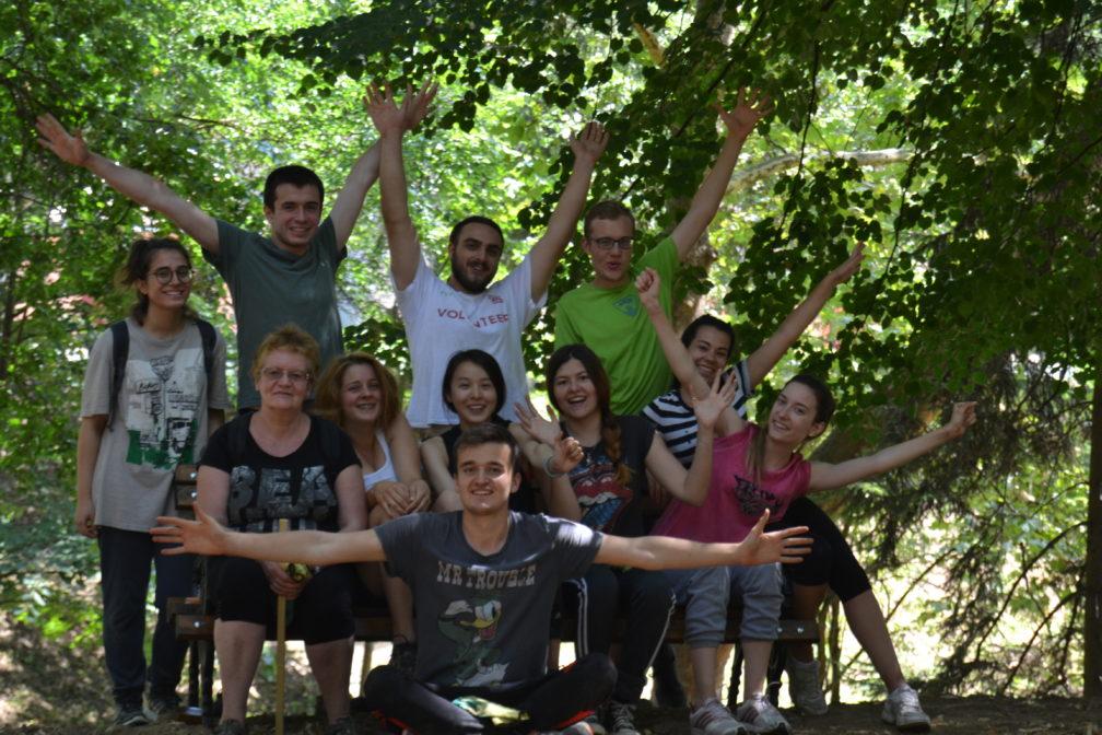 Medjunarodni volonterski kampovi u Sremskim Karlovcima