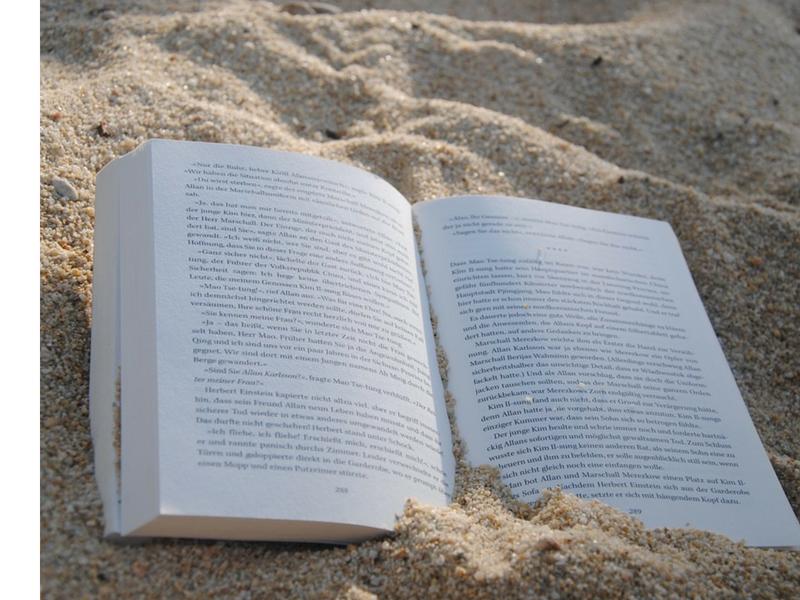 Druženje s knjigom i na Štrandu
