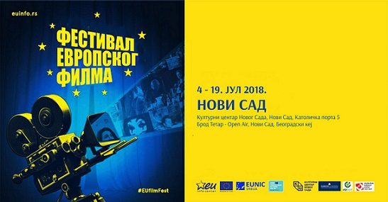 Festival evropskog filma od 04. jula u KCNS