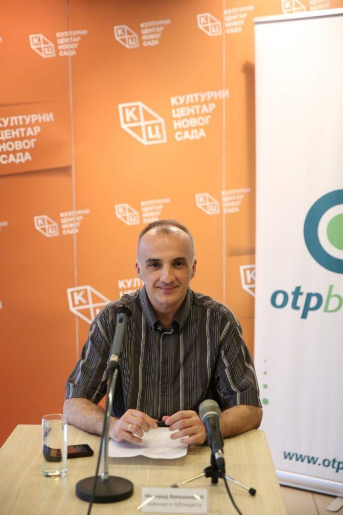 "Tribina ""Balkan i Put svile"" 9. avgusta u Klubu ""Tribina mladih"""