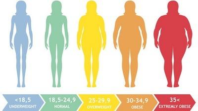Šta je idealna telesna masa i kako se računa Indeks telesne mase BMI?
