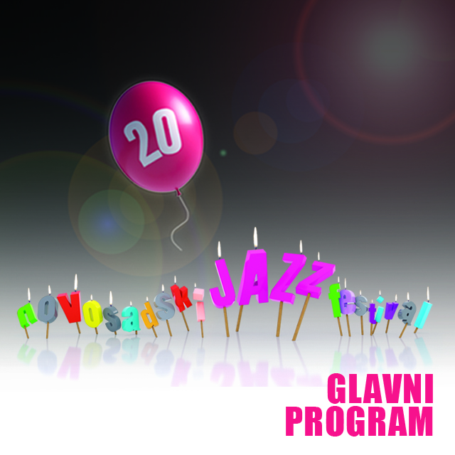 20. Novosadski džez festival – Glavni koncertni program