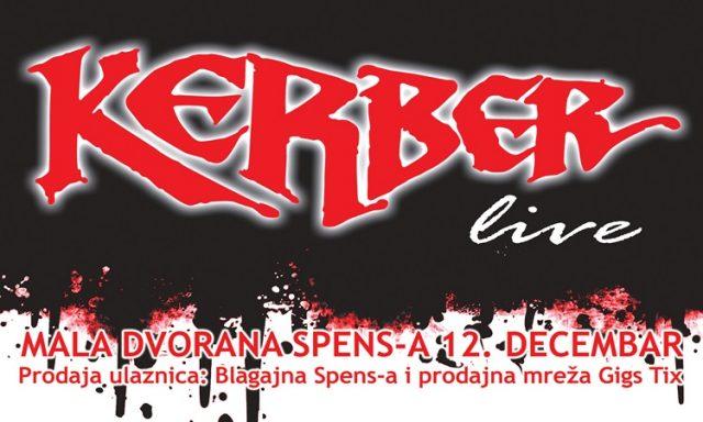 Uskoro karte za koncert Kerbera u Novom Sadu