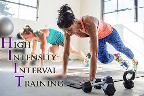 Visoko intenzivni intervalni trening (HIIT)