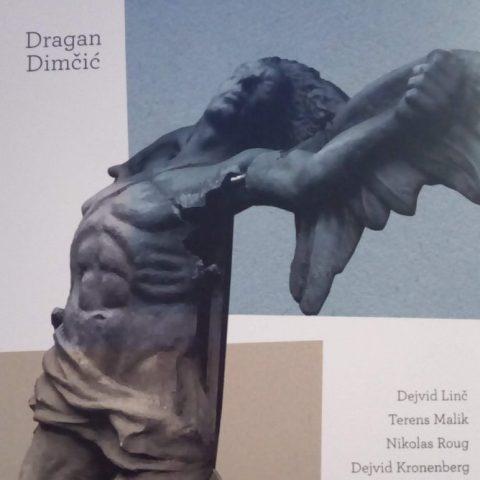 Promocija knjige Između svetova mr Dragana Dimčića 22.12. u KCNS
