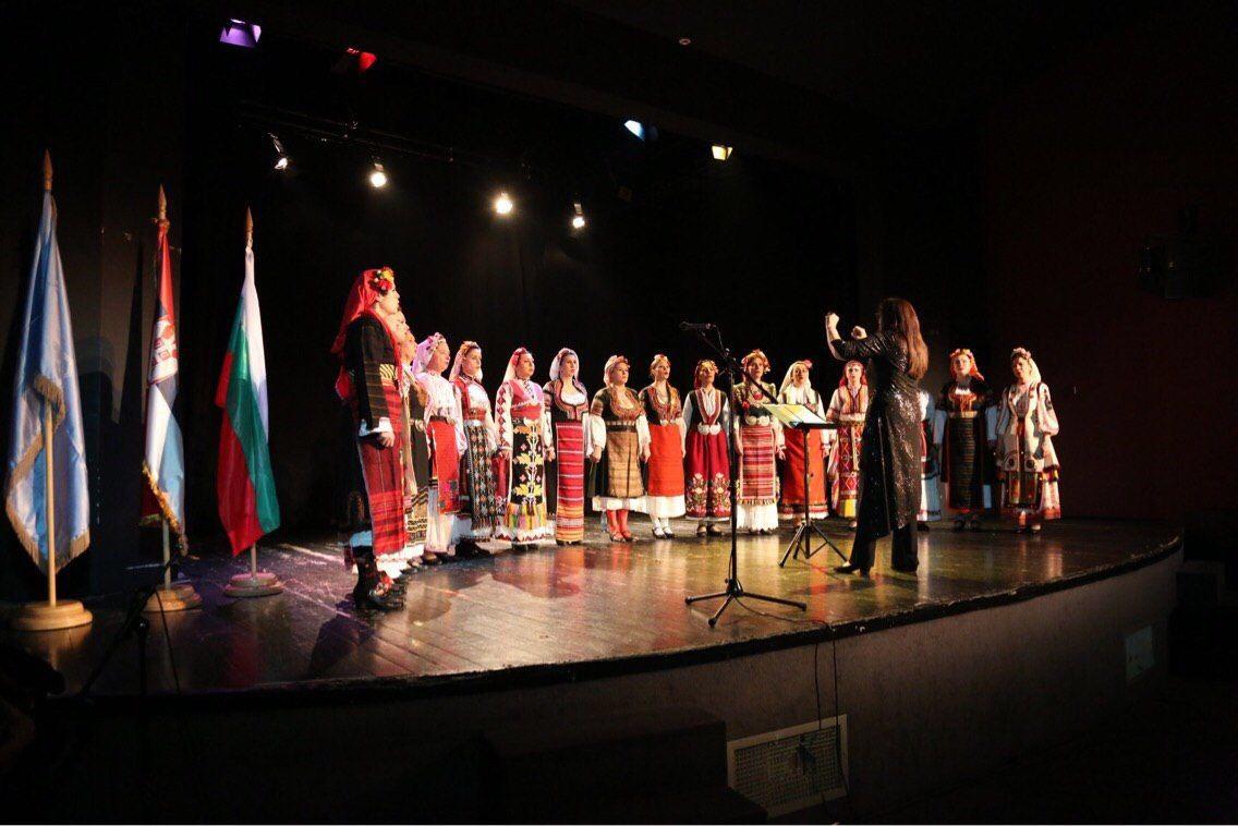 """Ženski narodni hor """"Bugarski glasovi – Angelite"""" oduševio publiku u KCNS"""