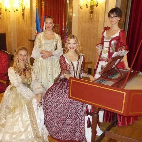 "Koncert ""Barokne heroine i kraljice"" 21. februara u Svilari"