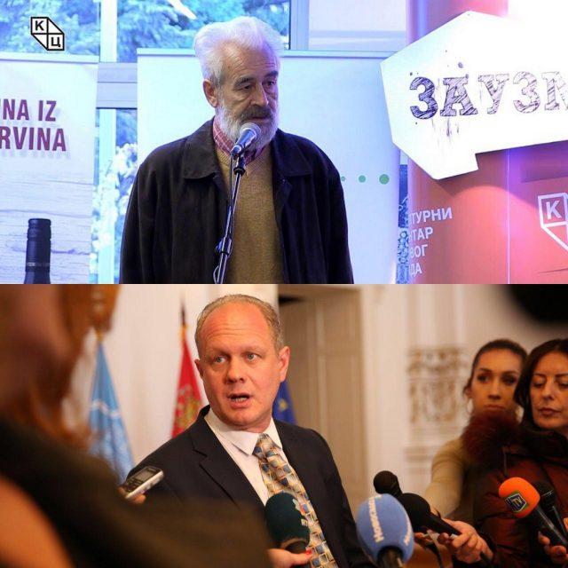 """KCNS – """"Disova nagrada Sladoju, čast i za Kulturni centar Novog Sada"""""""