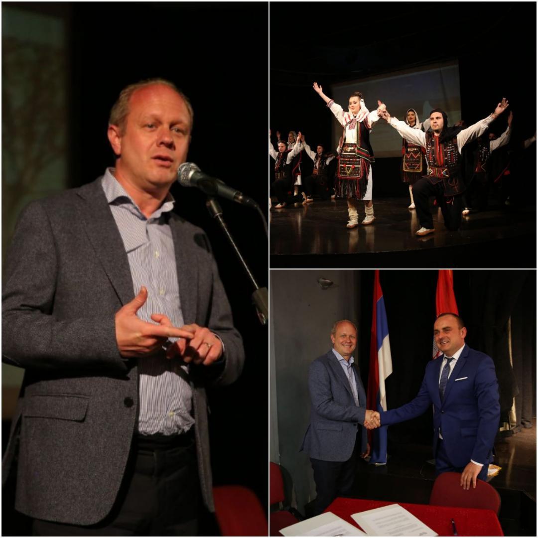 Potpisan sporazum o saradnji između KCNS i Kulturnog centra Istočno Novo Sarajevo