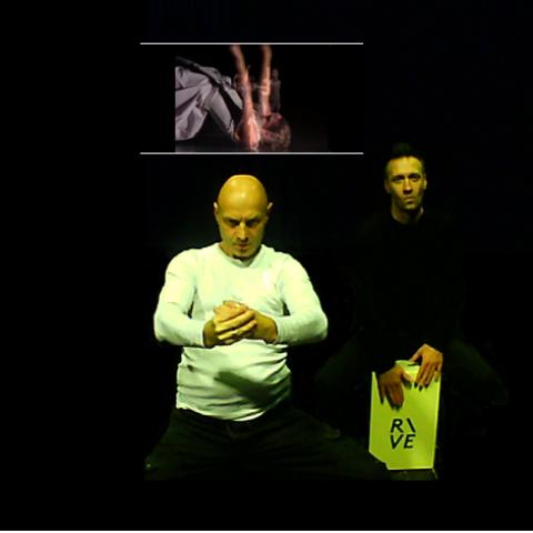 """Predstava """"U tišini pozornice"""" 13. aprila u Velikoj sali"""