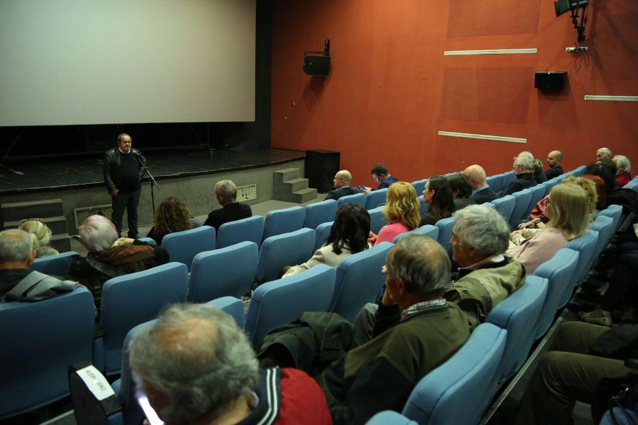 """Dokumentarni film """"Linija života"""" premijerno prikazan u KCNS"""