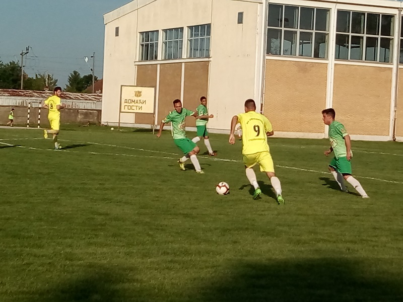FK OMLADINAC : FK FRUŠKOGORAC (4:3) – VIŠE OD IGRE