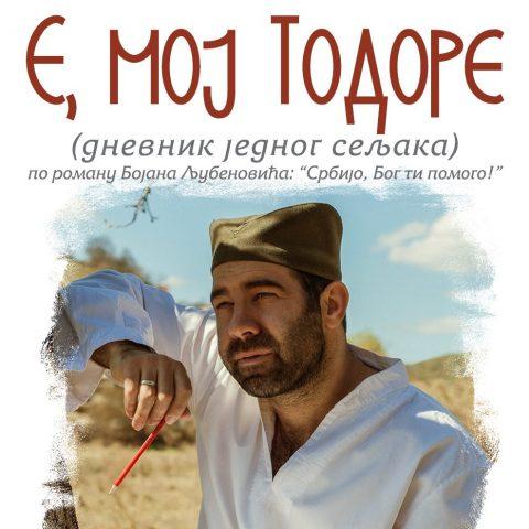 """Monodrama """"E, moj Todore"""" 16. maja u Velikoj sali"""