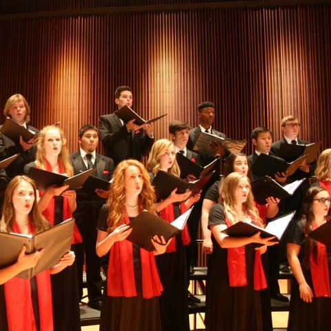 "Koncert akademskog hora Schola Cantorum iz SAD 18. maja u KC ""Svilara"""