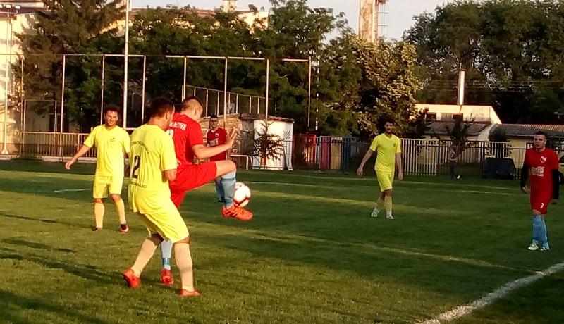 FK OMLADINAC : FK MILETIĆ  4:1
