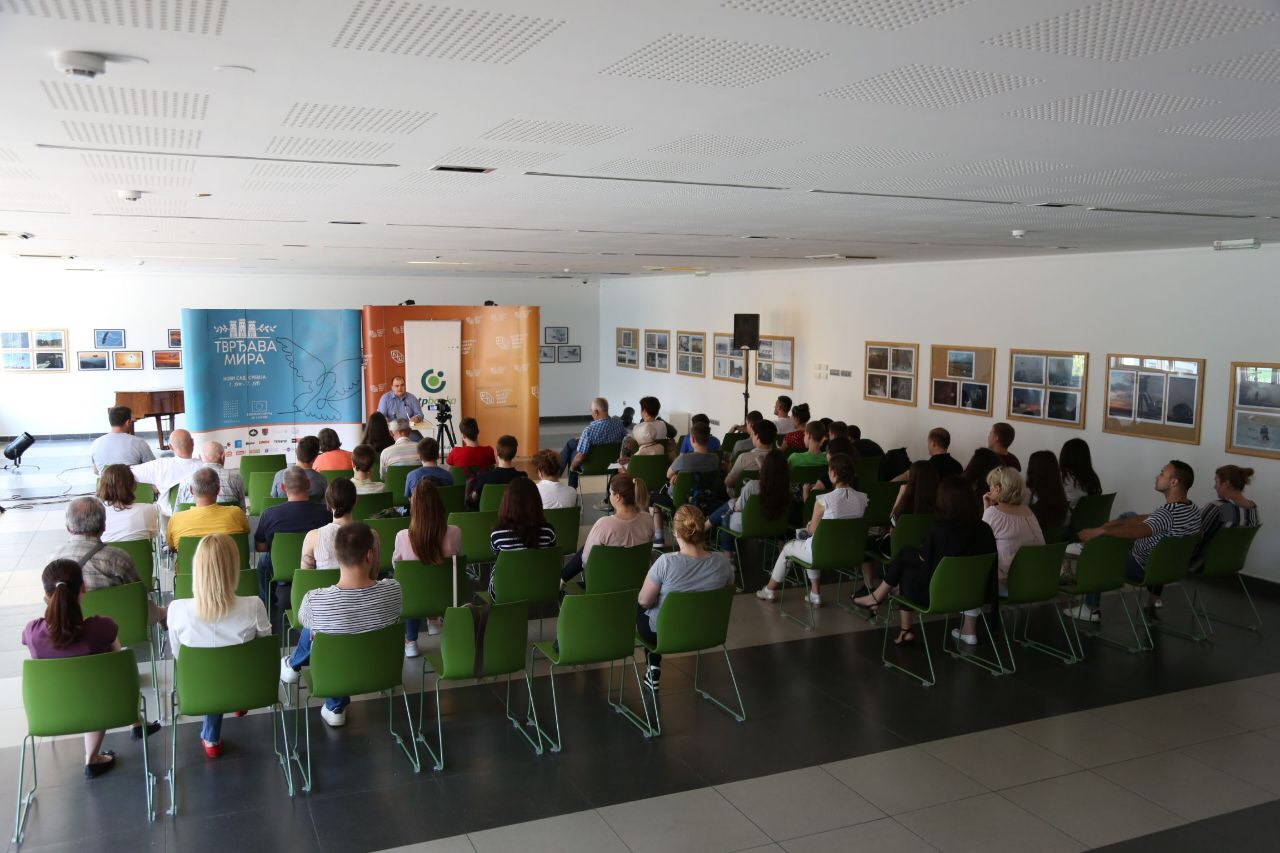 """Održano predavanje """"10. jun 1999 – 10. jun 2019. godine"""""""