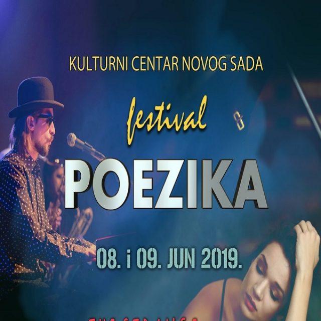 Kantautorski festival POEZIKA 8. i 9. juna u Novom Sadu