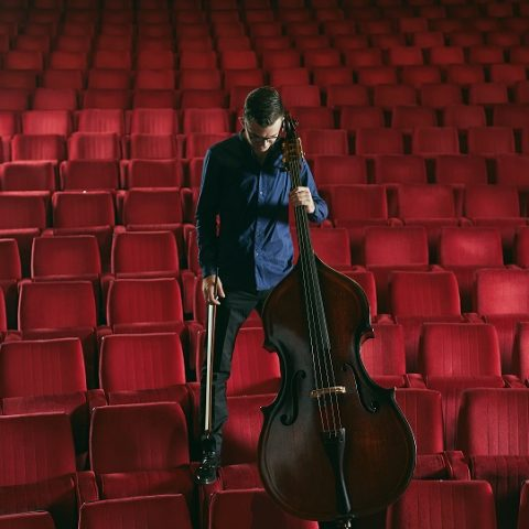 Koncert kontrabasiste Dušana Kostića 13. juna u Gradskoj kući