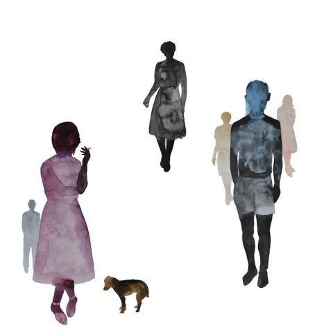 """Izložba slika """"Dog Days"""" autorke Irene Kuzmanović od 01. jula u Likovnom salonu"""