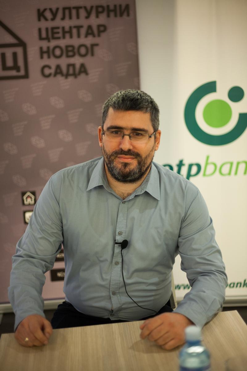 "Tribina ""Nova grčka demokratija"" 26. jula u klubu ""Tribina mladih"""