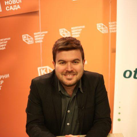 """Tribina """"Analiza parlamentarnih izbora u Ukrajini 2019. godine"""" 23. avgusta u klubu """"Tribina mladih"""""""