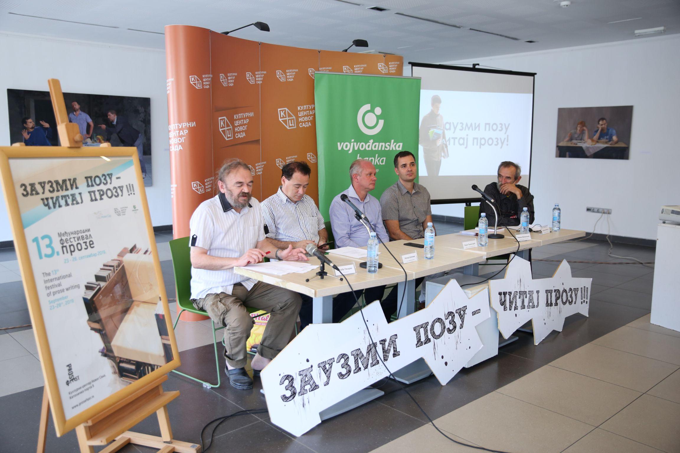 Održana konferencija za novinare u susret 13. Prozefest-u