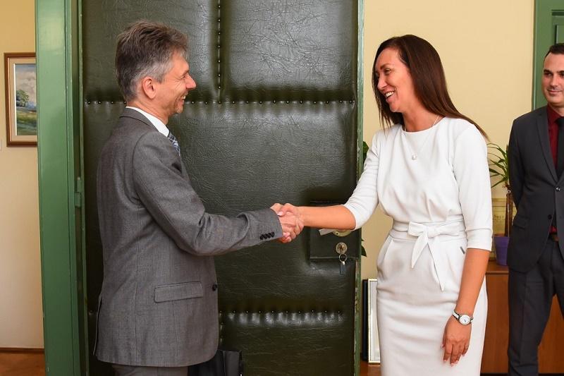 НАСТАВАК ТРАДИЦИОНАЛНО ДОБРЕ САРАДЊЕ СА ФРАНЦУСКИМ ИНСТИТУТОМ У СРБИЈИ