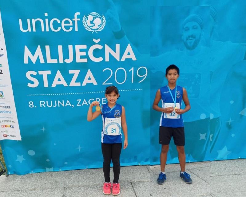 UNICEF HUMANITARNA TRKA U ZAGREBU