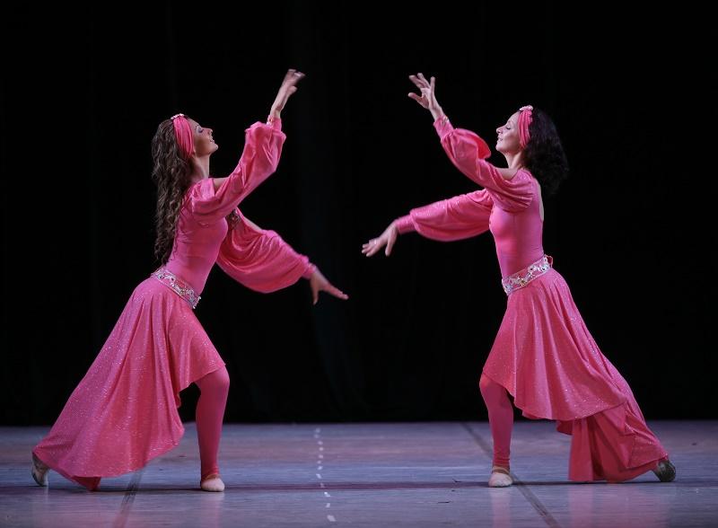 БАЛЕТСКО ВЕЧЕ КАИРСКЕ ОПЕРЕ Cairo Opera Ballet Company