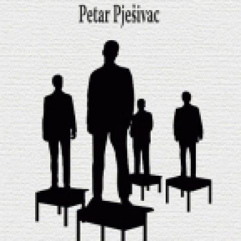 "Promocija romana ""Kada se završi rat"", autora Petra Pješivca 21. oktobra u klubu ""Tribina mladih"""