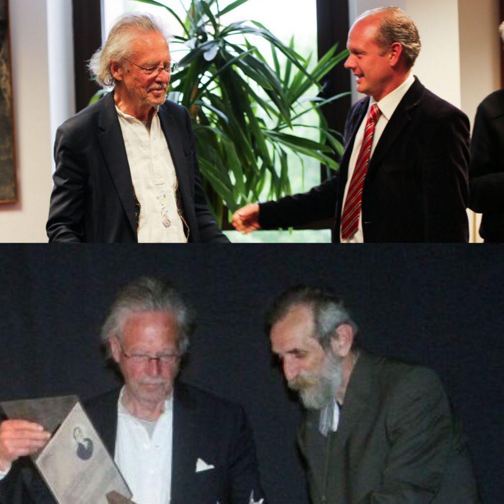 """Dva učesnika """"Prozefesta"""" ovogodišnji dobitnici Nobelove nagrade za književnost"""