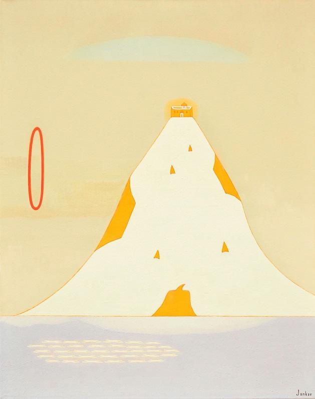 Izložba slika San o novembru Dragana Jankova od 04. novembra u Likovnom salonu