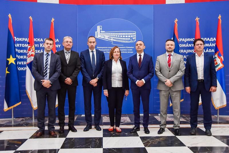 МИЛИЋЕВИЋ СА ЕБРД Настављамо сарадњу на новим пројектима у области наводњавања