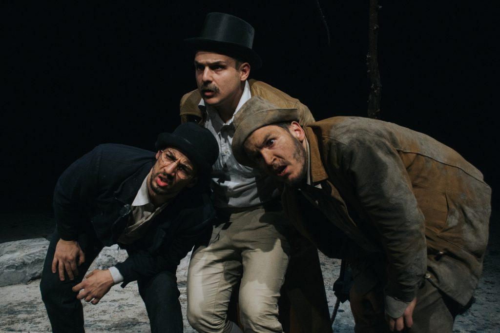 """Predstava """"Dok čekamo Godoa"""" 09. novembra u Velikoj sali"""