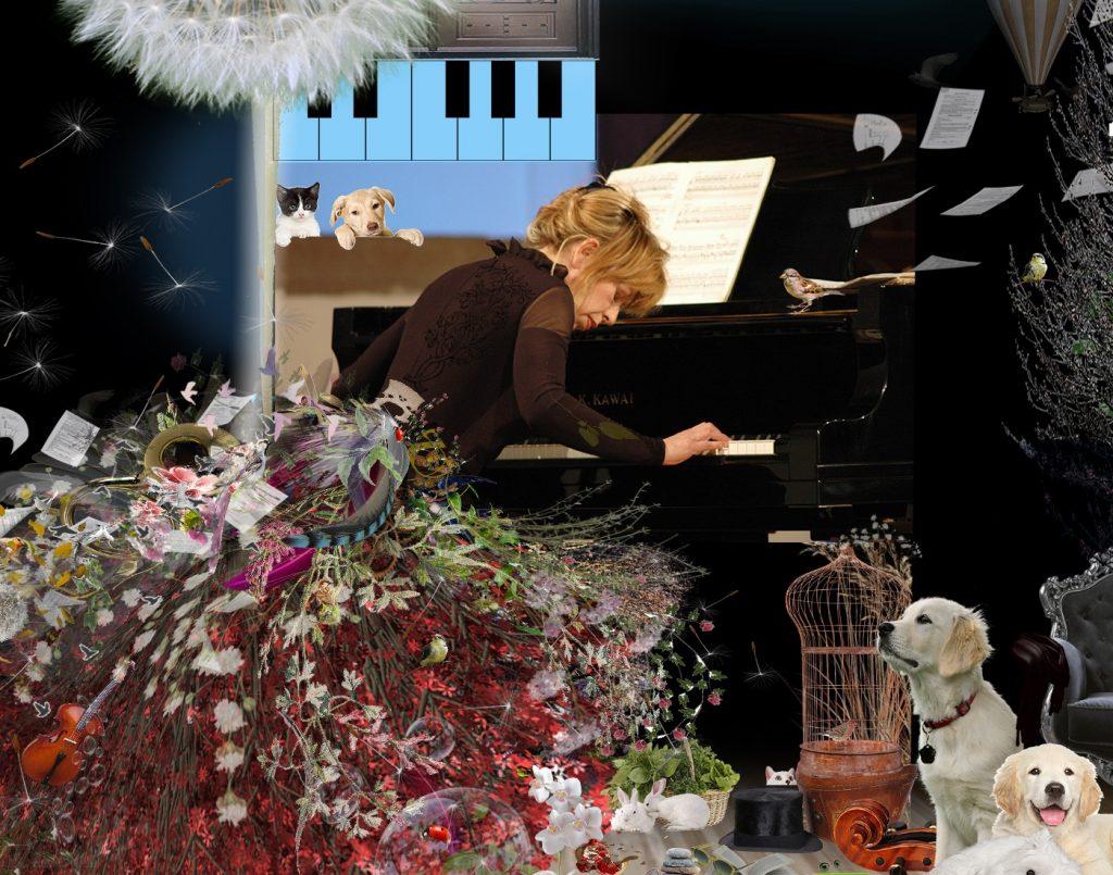 Koncert Nade Kolundžije 04. decembra u Gradskoj kući