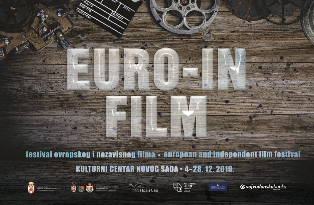 EURO-IN FILM od 04. do 28. decembra u KCNS