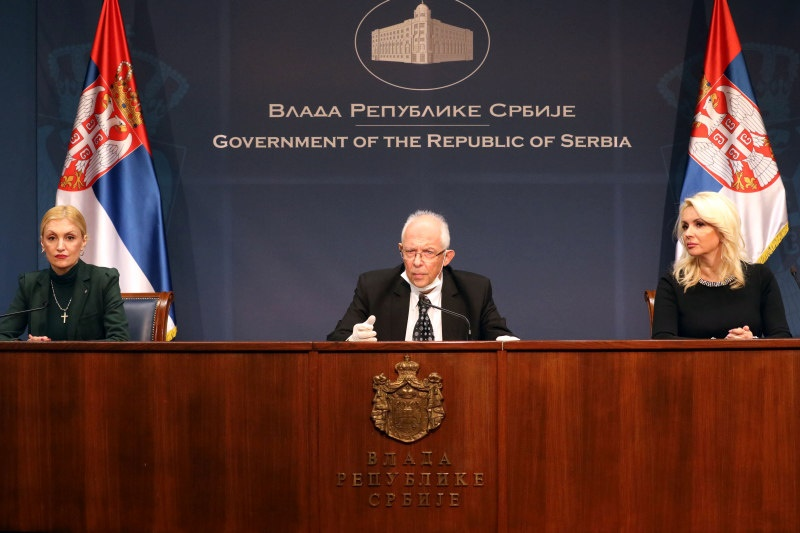 КОРОНАВИРУСОМ ЗАРАЖЕНО 785 ОСОБА У СРБИЈИ