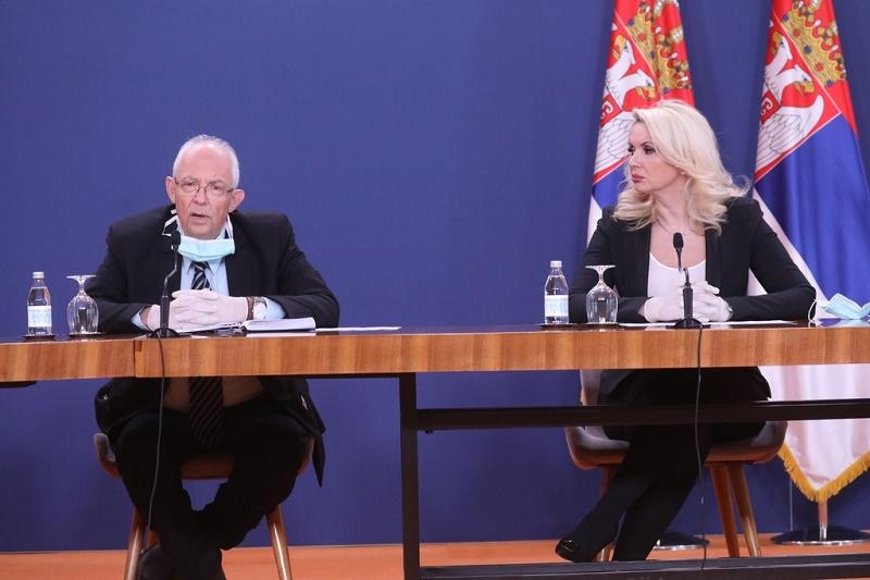 У СРБИЈИ ОД ПОСЛЕДИЦА КОРОНАВИРУСА УМРЛО ЈОШ СЕДАМ ОСОБА