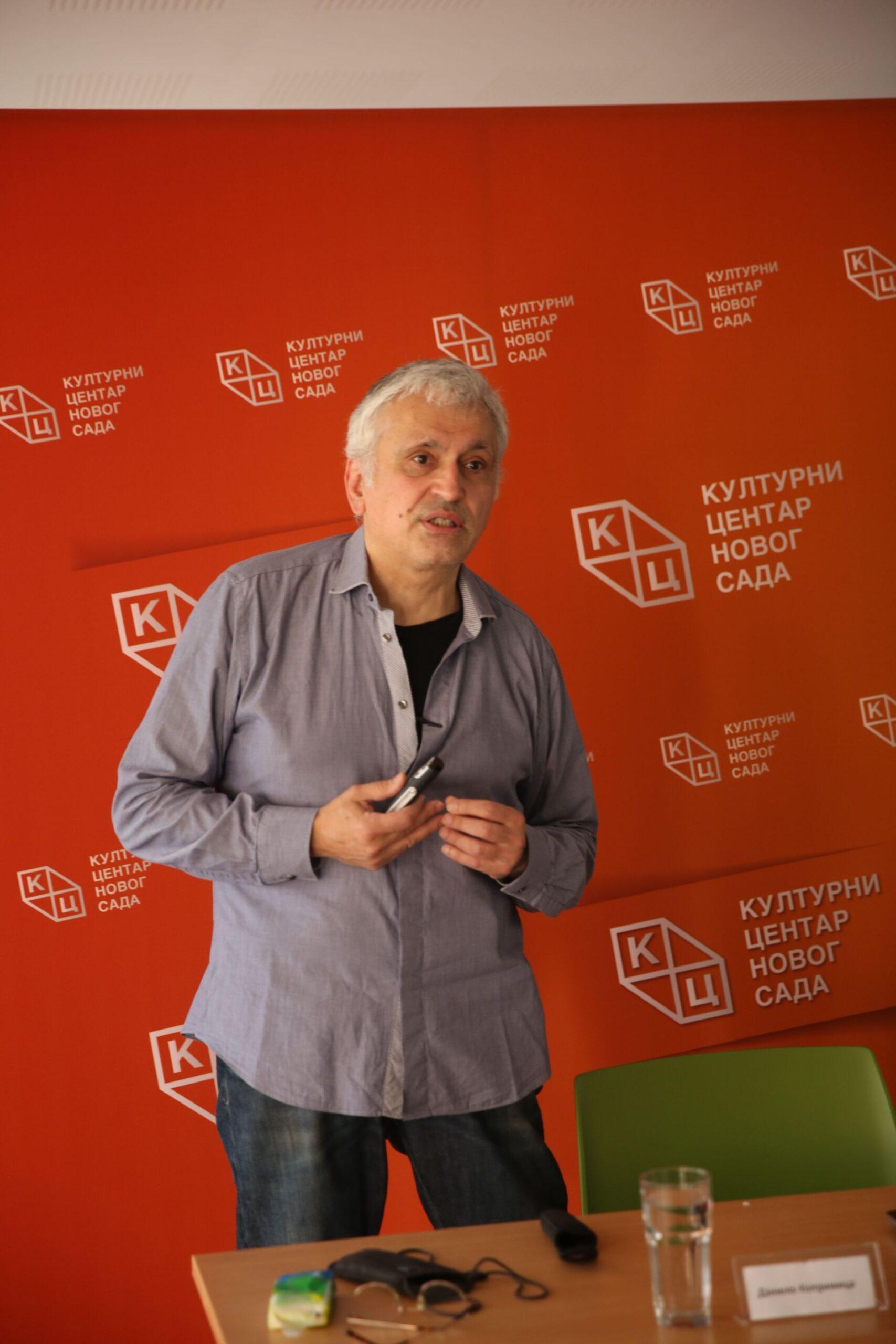 """Предавање Данила Копривице на тему """"Суочавање са прошлошћу: Португал"""" можете погледати на Jутјуб каналу КЦНС"""