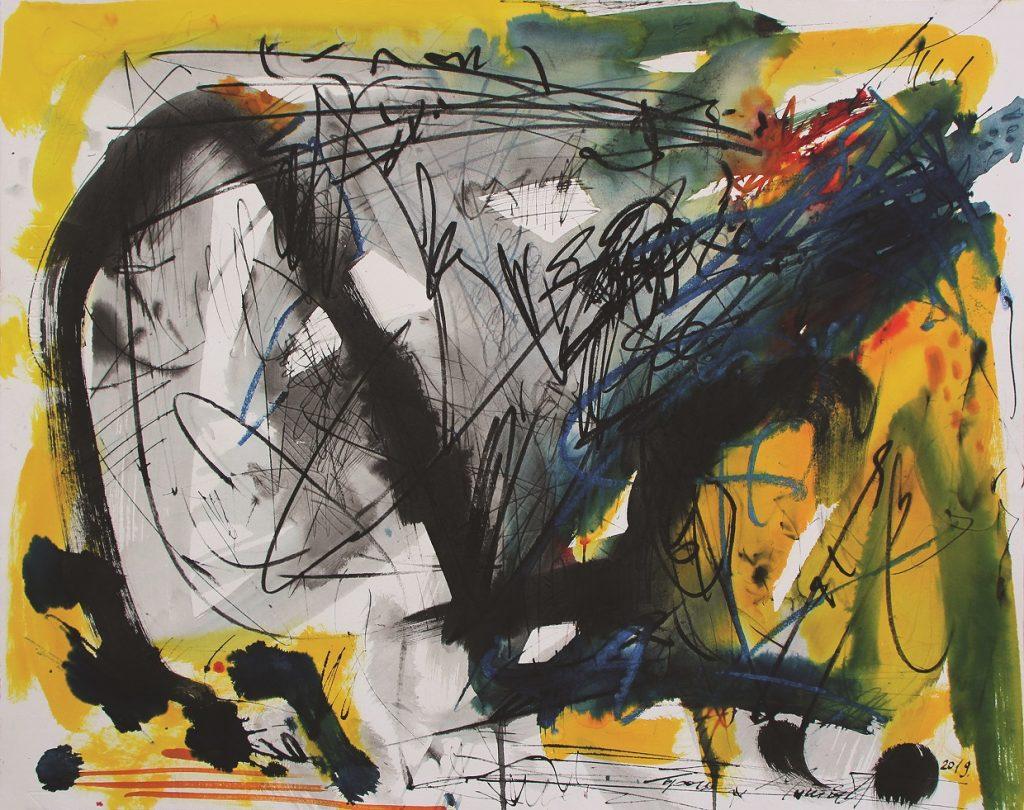 Изложба слика Горана Митића од 20. јула у Ликовном салону