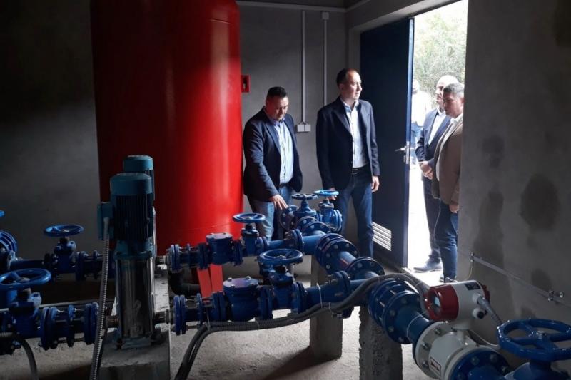 НОВИ ВОДОВОД У МОЛОВИНУ Kоначно сва места на територији Шида добила питку воду