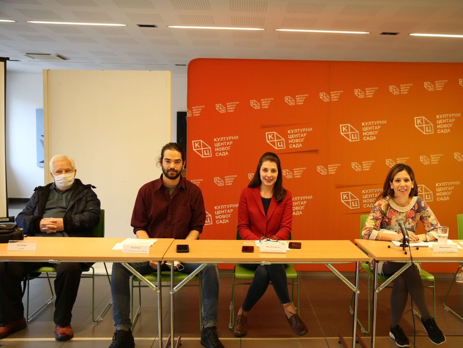 Одржана најавна конференција за медије у сусрет 22. Новосадском џез фестивалу