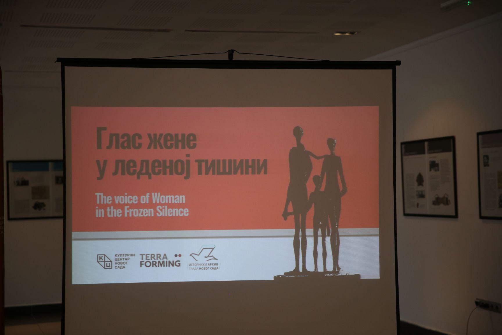"""Одржана Међународна онлајн конференција """"Глас жене у леденој тишини"""""""