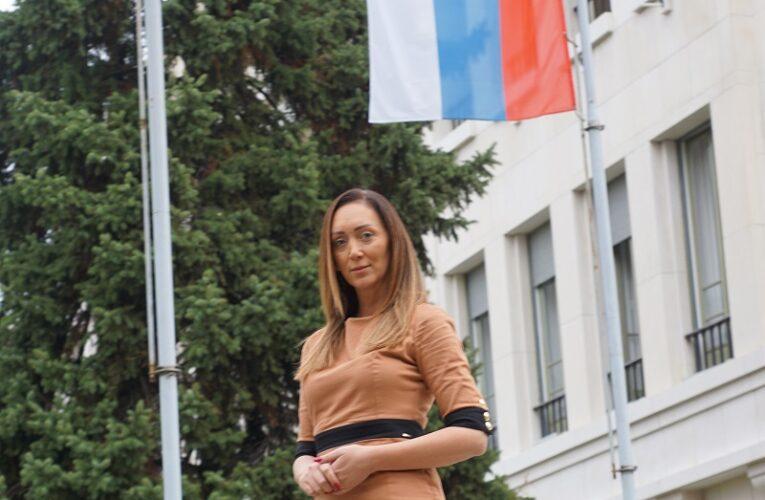 ЧЕСТИТКА ДРАГАНЕ МИЛОШЕВИЋ ПАТРИЈАРХУ ПОРФИРИЈУ
