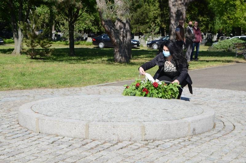 ОБЕЛЕЖЕН ДАН ПОБЕДЕ НАД ФАШИЗМОМ