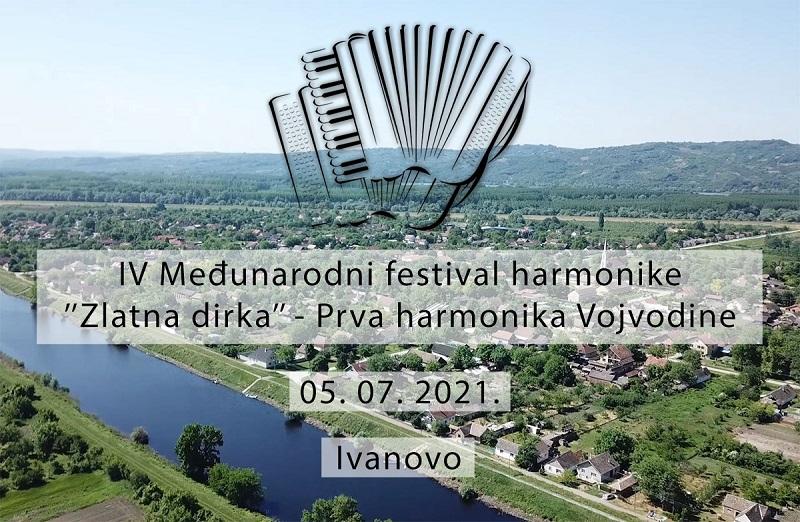 """IVANOVO: NA OVOGODIŠNJEM FESTIVALU """"ZLATNA DIRKA"""" I KONCERT MARINKA ROTKVICE"""