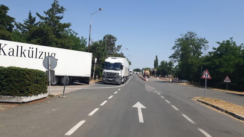 ЗАСТОЈ НА ИЗЛАЗУ ИЗ СРБИЈЕ КА РУМУНИЈИ