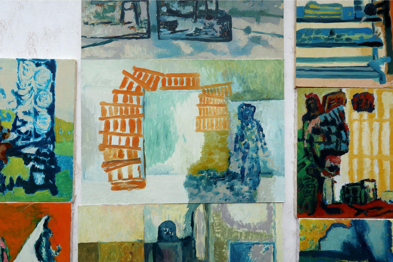 """Изложба Александра Ђорђевића """"Из собе у кутију, из кутије у собу"""" од 12. јула у Ликовном салону"""