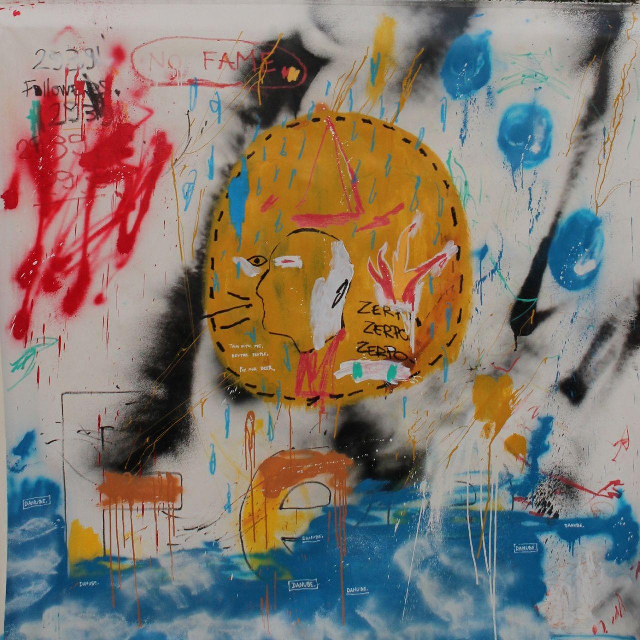 Изложба графита Војислава Павловића од 26. јула у Ликовном салону